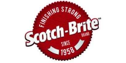 3M+Scotch+Brite+Industrial+Logo